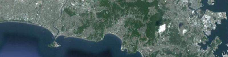鎌倉の地勢