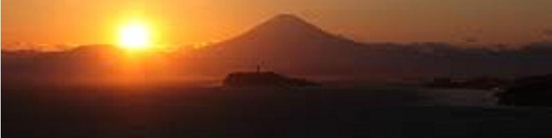鎌倉の海(海の旧跡)