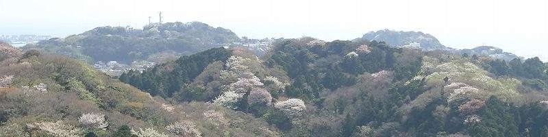 鎌倉の山(山の旧跡)